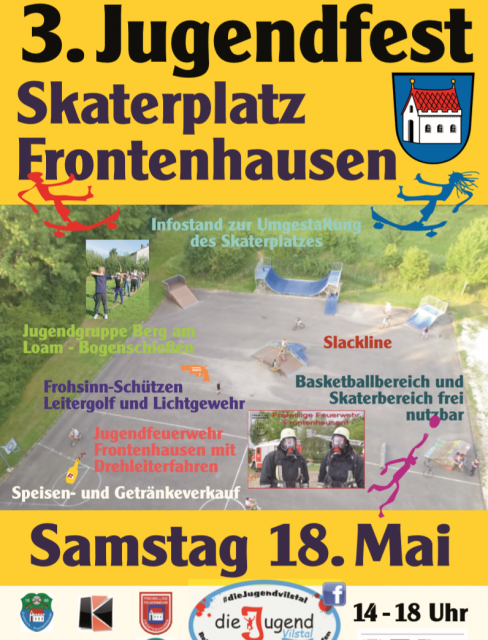 Jugendfest am Skaterplatz