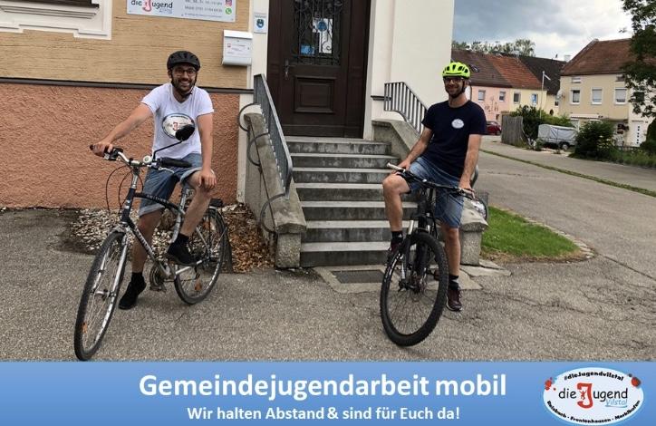 Gemeindejugendarbeit mobil