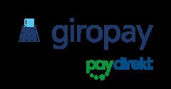 Logo Giropay, Paydirekt